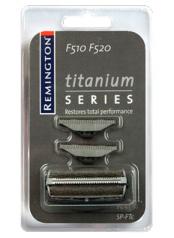 Remington Náhradní planžeta SPFTc Combi Pack Titanium