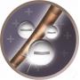 Remington Žehlící kartáč pro objem a rovné vlasy CB7A138