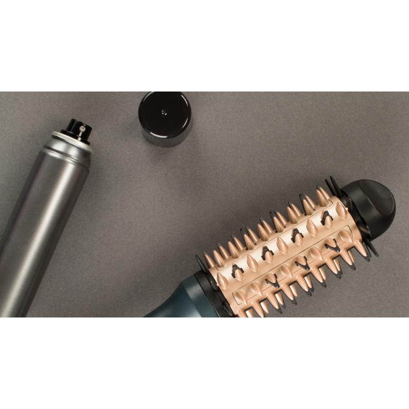 Remington Žehlící kartáč pro objem a rovné vlasy CB7A138 e33501131bf