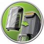 Remington Zastřihovač vousů Vacuum MB6850